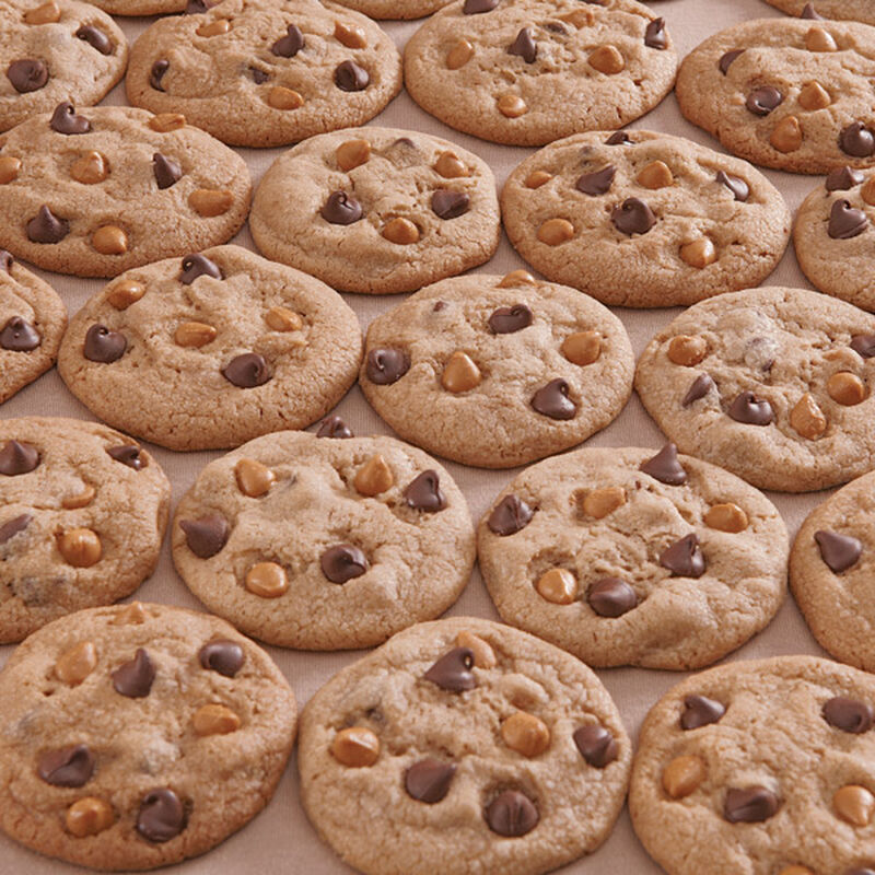 Chocolate Butterscotch Chip Cookies image number 0