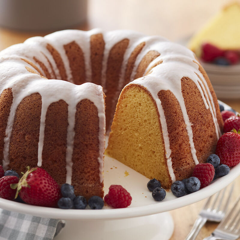 Classic Pound Cake Recipe image number 1