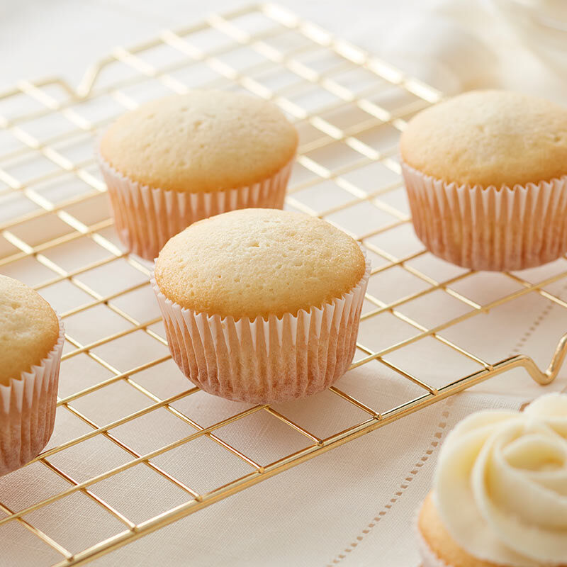 White Cupcake Recipe image number 0