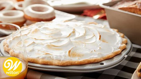 How to Make Butterscotch Meringue Pie
