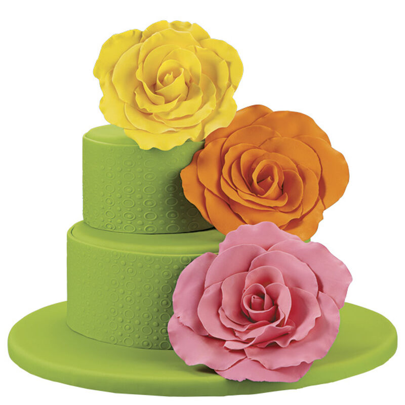 Corsage Colorama Cake image number 0