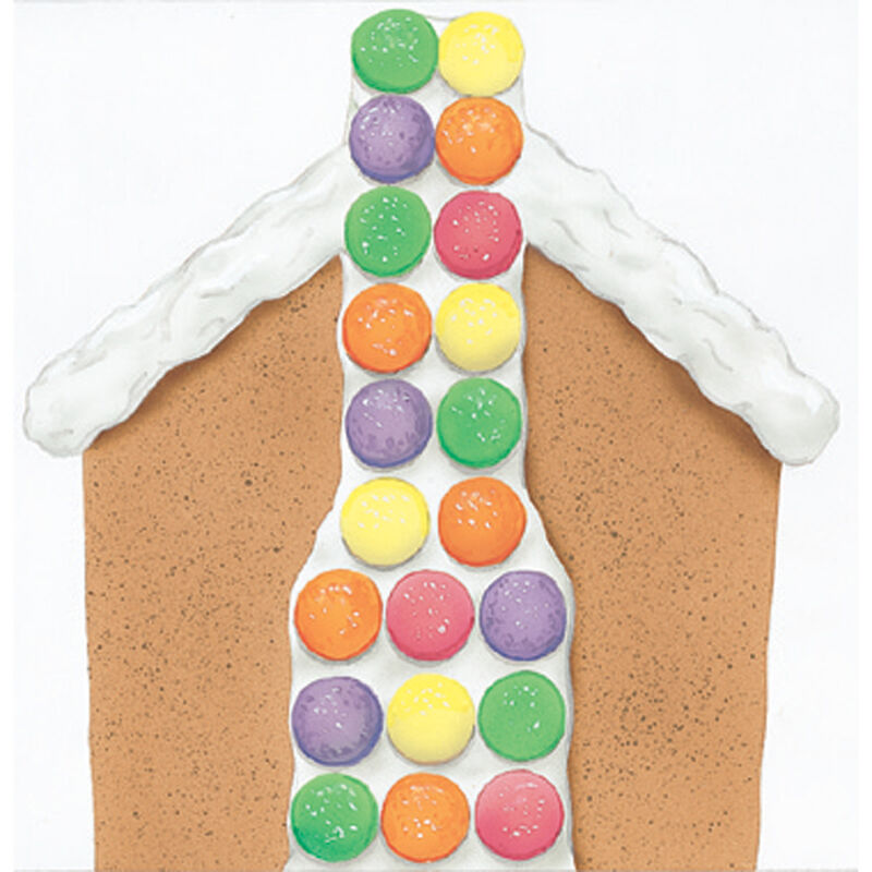 Ways to decorate a gingerbread house image number 0