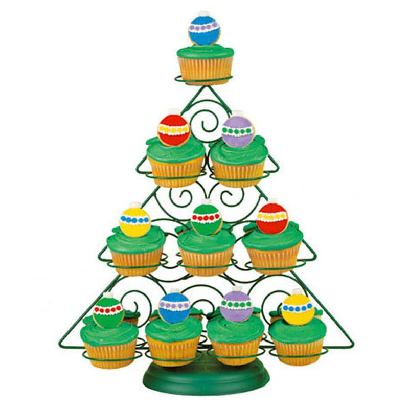 Ornament Cookie Cupcakes image number 0