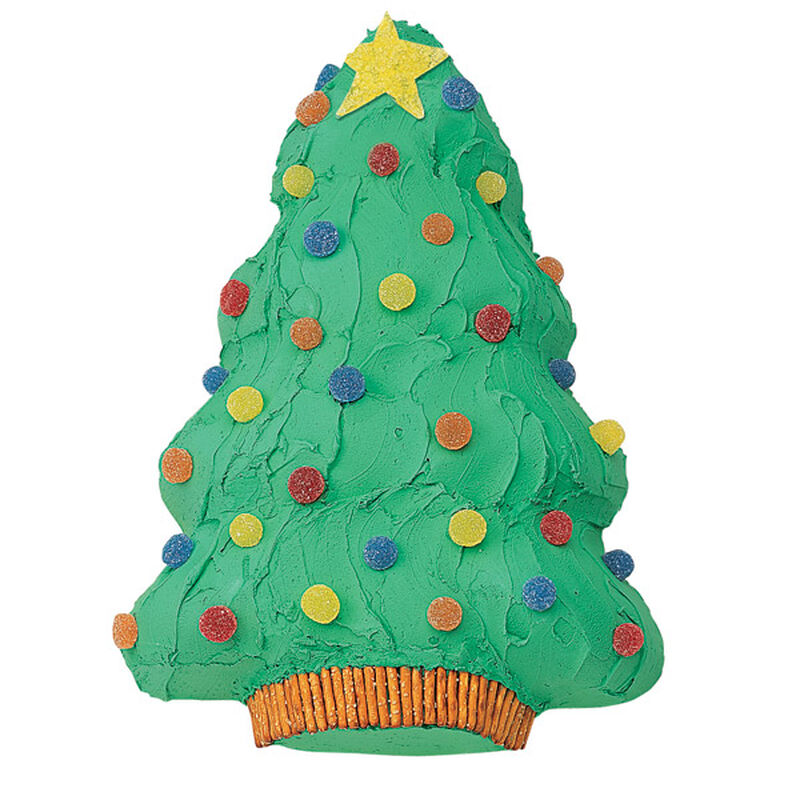 Holiday Tree Cake image number 0