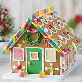 Season's Greetings Gingerbread Cottage #2