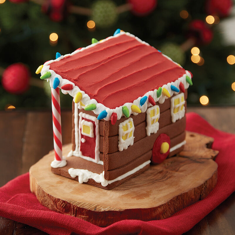 Tiny House Gingerbread House image number 1