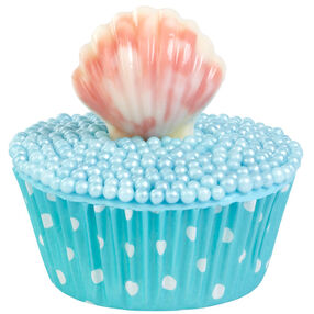 She Sells Seashells Cupcakes