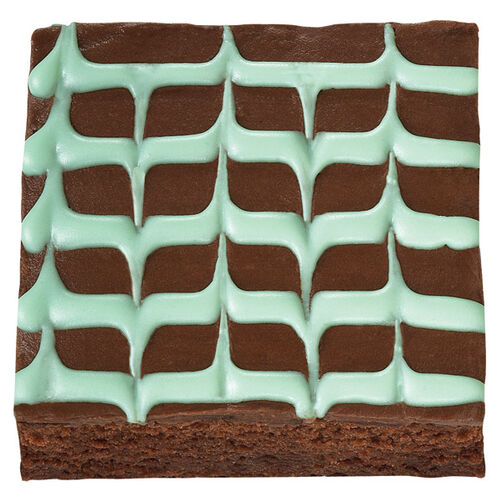 Hint Of Mint Brownies Wilton