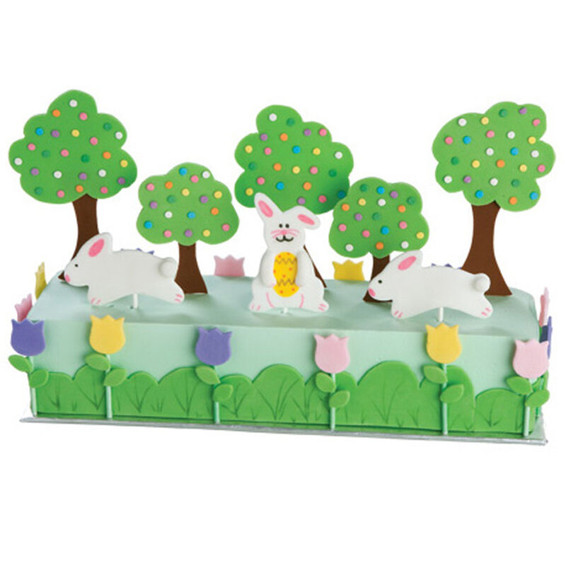 Egg Expedition Cake image number 0