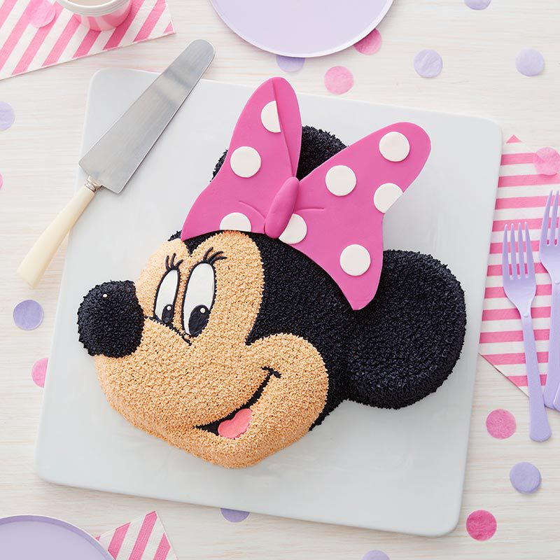Minnie Mouse Cake image number 0