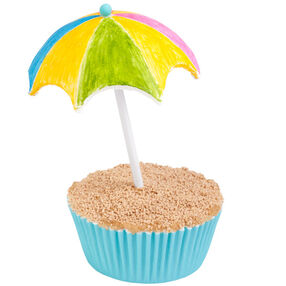 Just Chillin' Summer Cupcakes