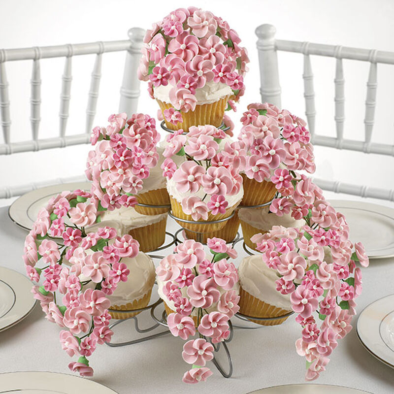 Festive Florals Cupcakes image number 0