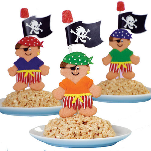 Personal Pirate Cereal Treats