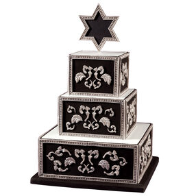 A New Chapter Bar Mitzvah Cake