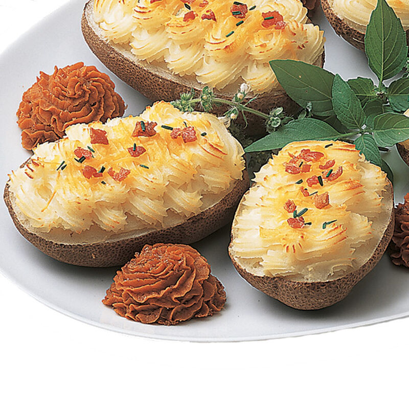 Twice Baked Potatoes image number 0