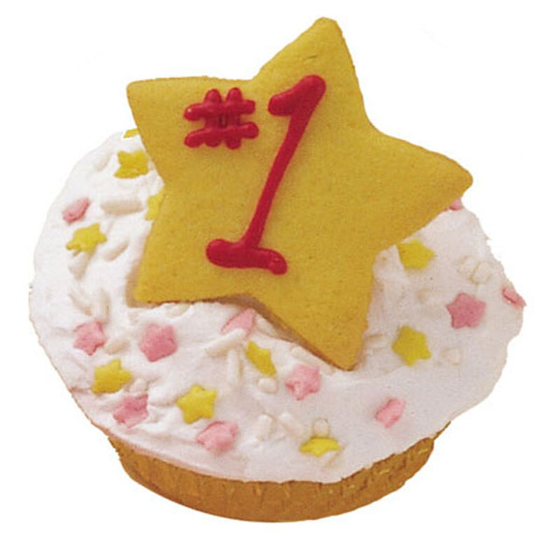 Star Treatment Cupcakes image number 0