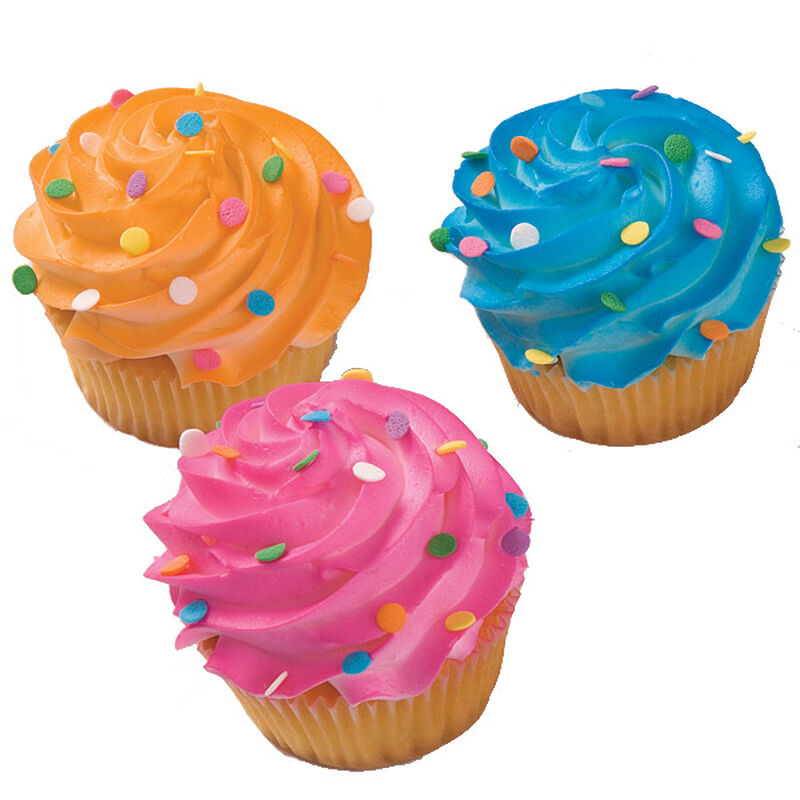 Confetti Extravaganza Cupcakes image number 0