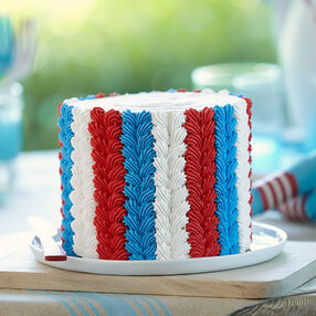 Inspired Independence Cake