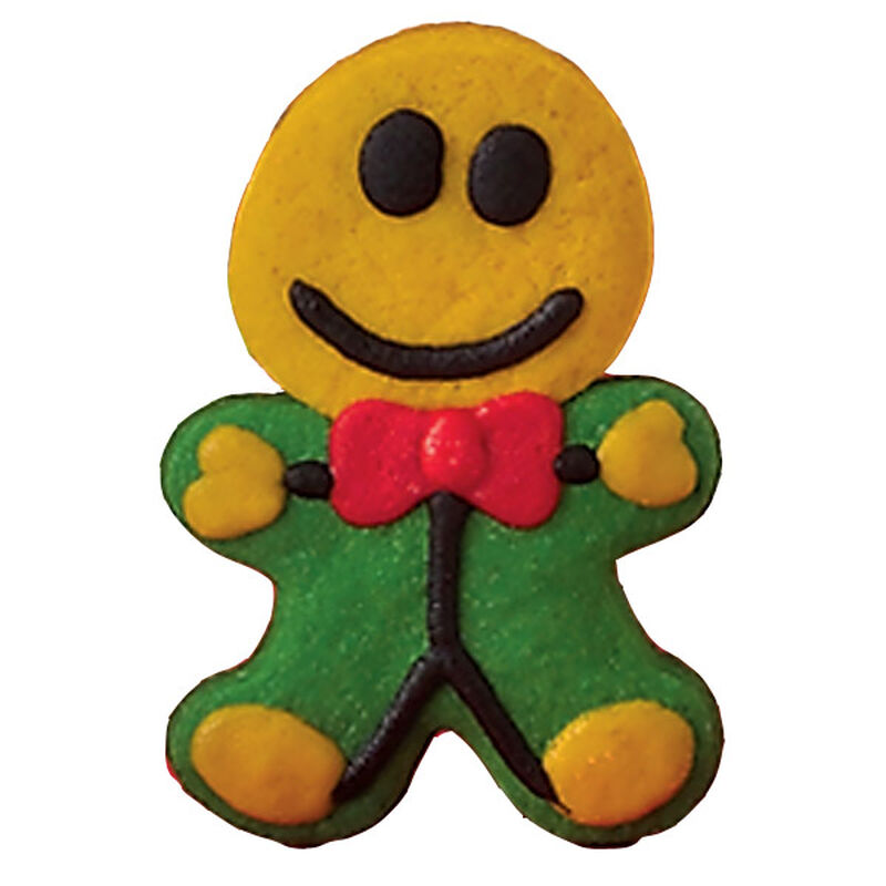 Smiley Face Stick Figure Cookies image number 0