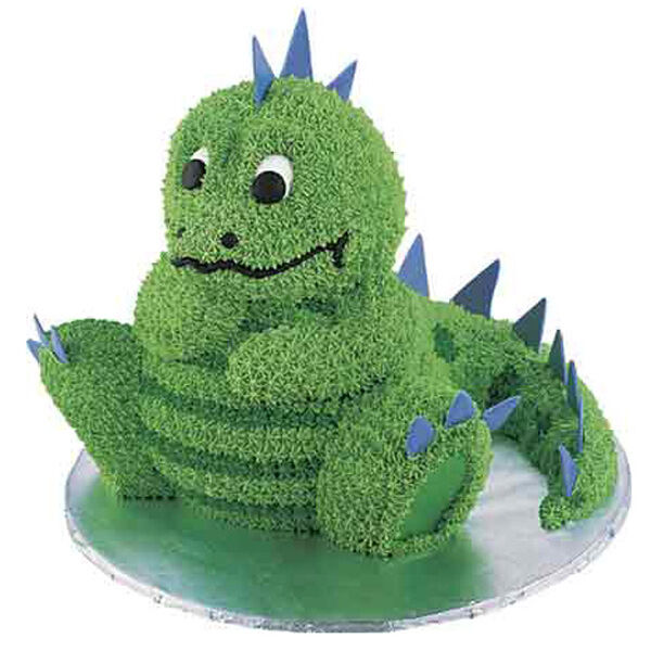 Happy Birthday Spike Cake Wilton