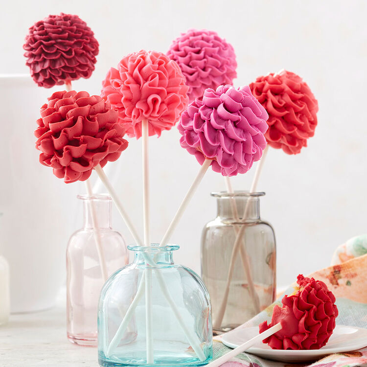 Blooming Floral Cake Pops