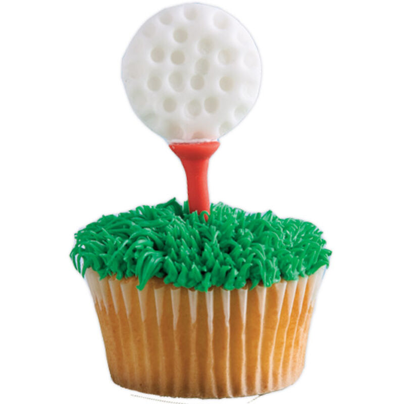 Tee Time Cupcakes image number 0