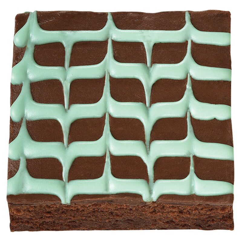 Hint of Mint Brownies image number 0