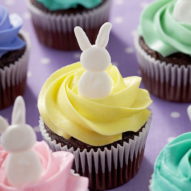 Bunny Topped Cupcakes image number 1