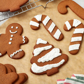 Grandma's Gingerbread Cookies Recipe