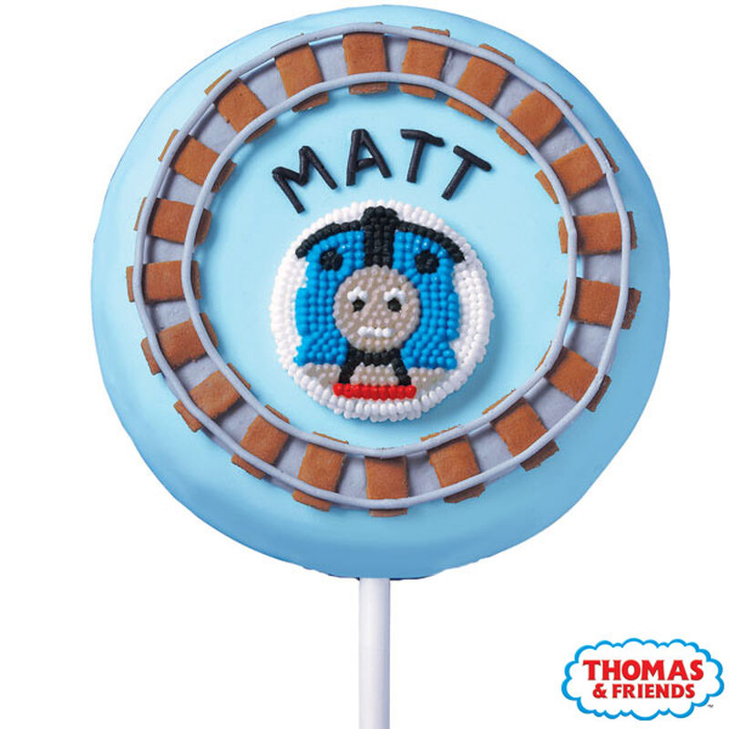 Round Trip with Thomas Cookie Pop image number 0