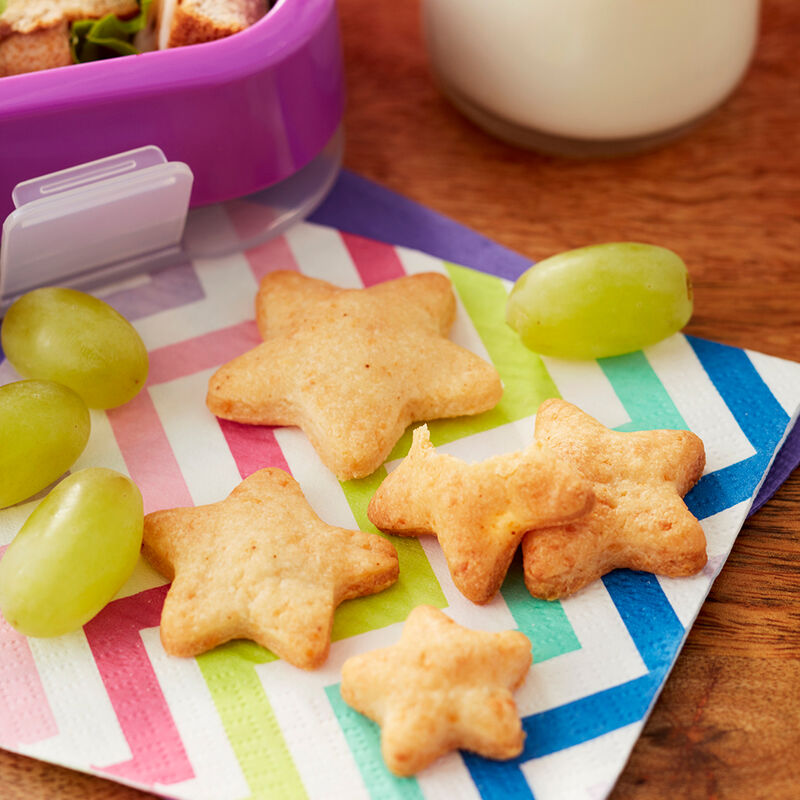 Monterey Jack Cheese Crackers image number 0