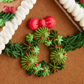 How to Make a Star Wreath