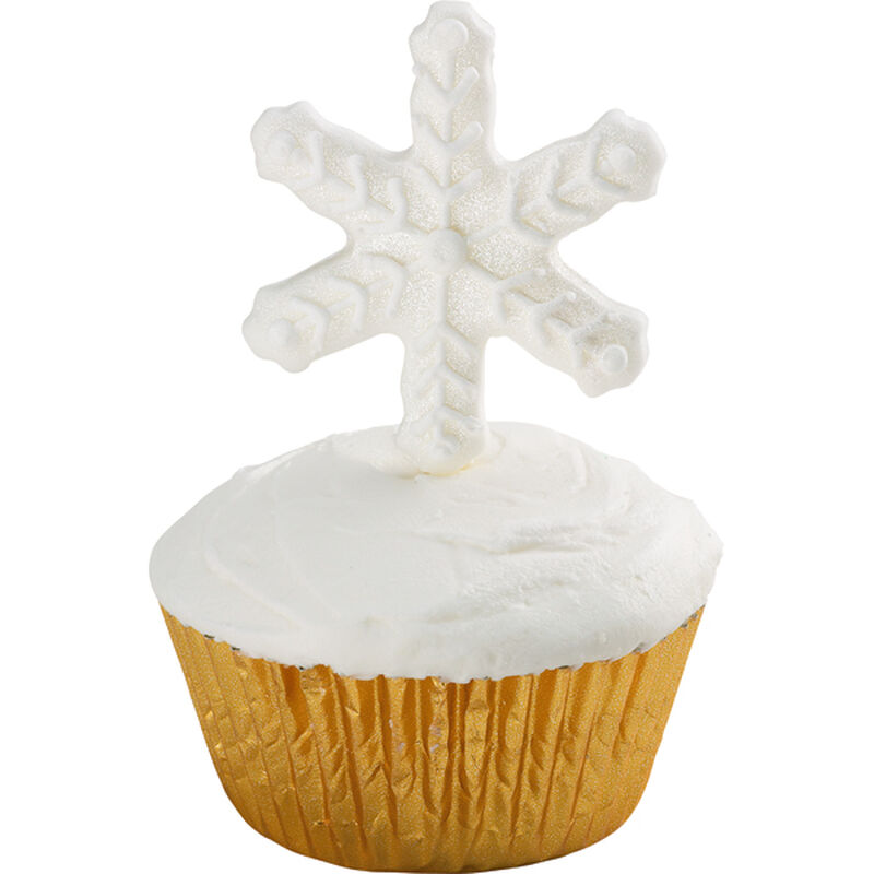 Brightly Twinkling Star Cupcake image number 0
