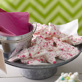 Bubble & Sparkle Candy Bark