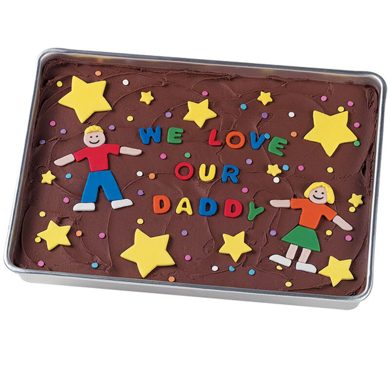 Treating Dad Right! Brownies image number 0