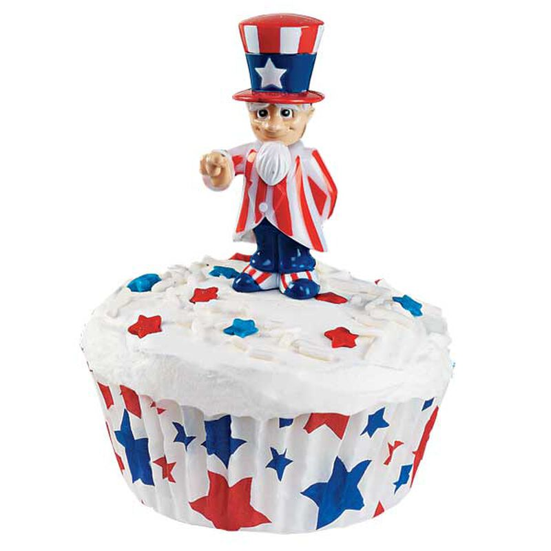 Uncle Sam Wants Cupcakes image number 0