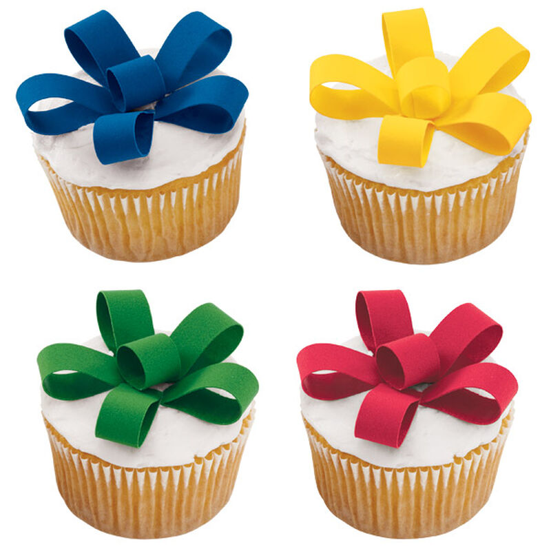 Bow Cupcakes image number 0