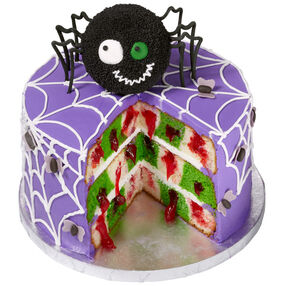 Welcome to the Web Checkerboard Cake