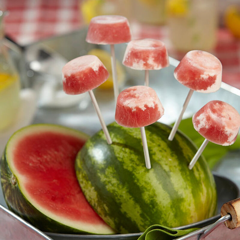 Watermelon Popsicles image number 0