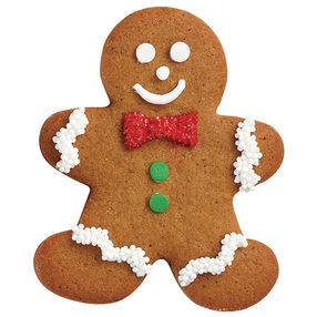 Best of the Season Gingerbread Boy Cookies