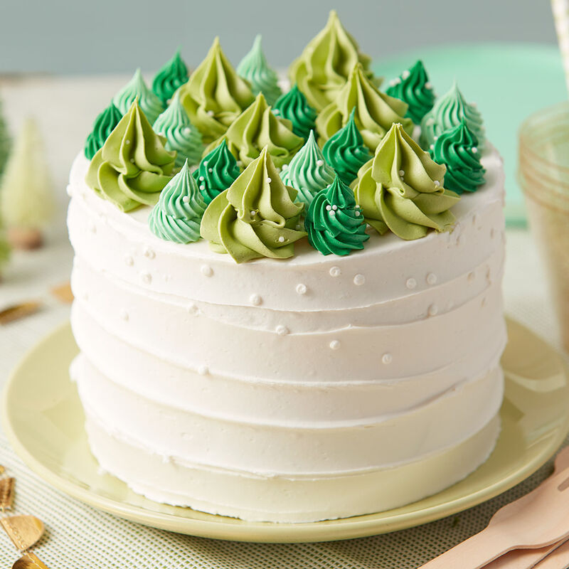 Happy Little Trees Cake image number 0