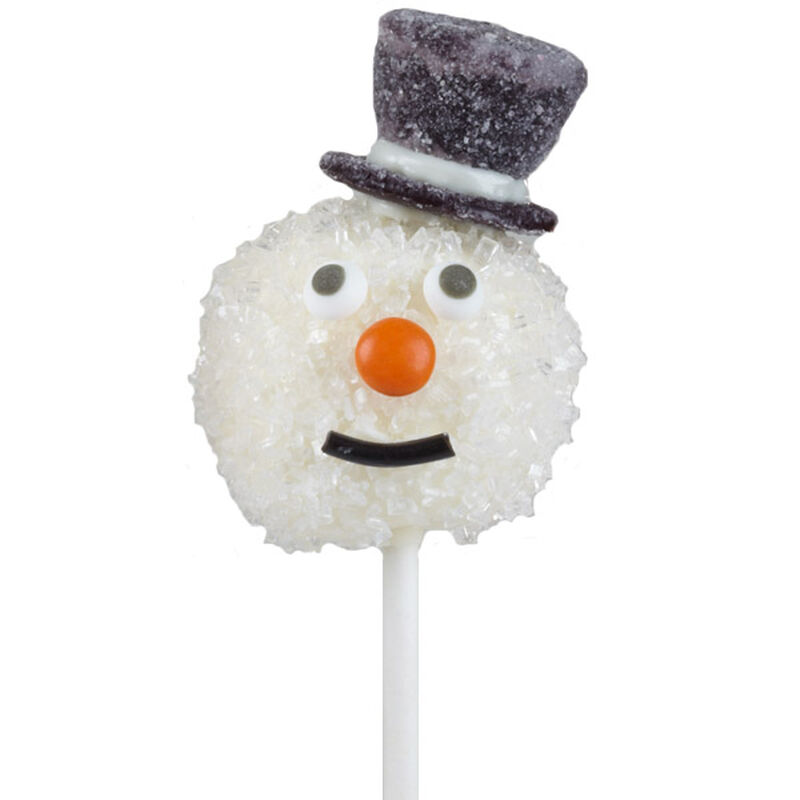Hats Off To Frosty Cake Pops image number 0