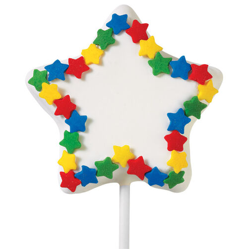 Constellations of Color Cookie Pops