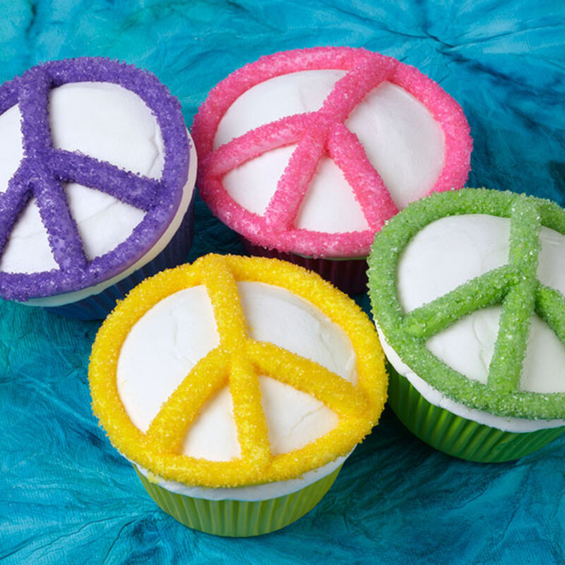 Peace Of Cake Cupcakes image number 0