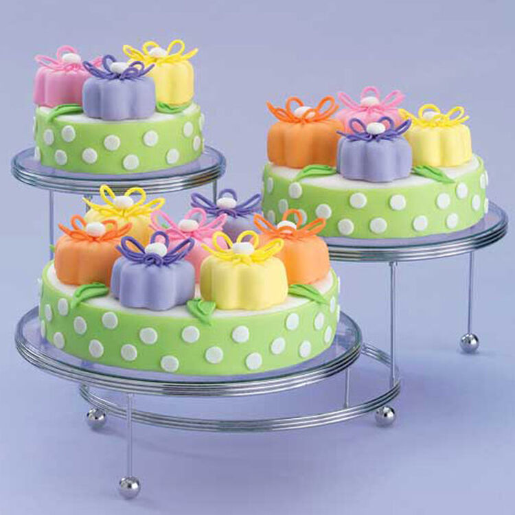 Pastel Packages Cakes