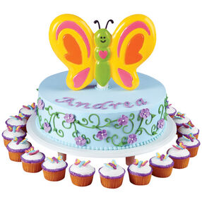 It?s a Big Wingding! Cake & Cupcake