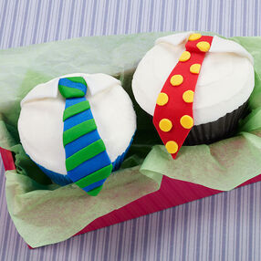 Dressed for Success Cupcakes