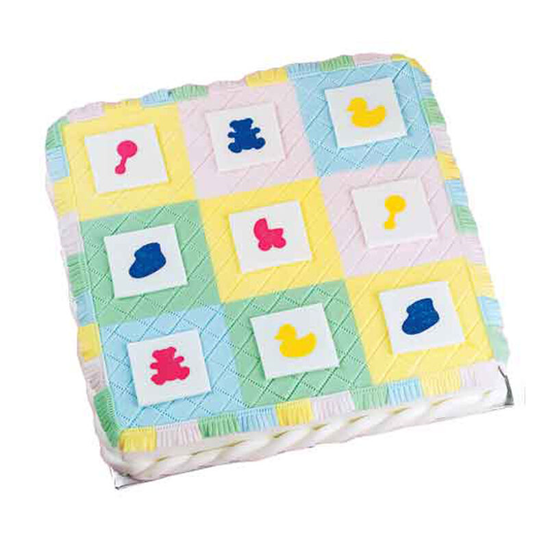 Cute Quilt Cake image number 0