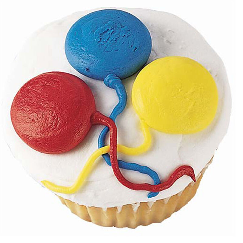 Balloons Aloft Cupcakes image number 0