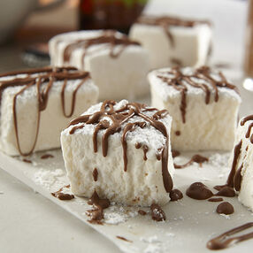 Pumpkin Ale Marshmallows